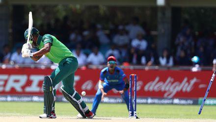 17 January - Kimberley  - Group D - 1st Match: South Africa v Afghanistan