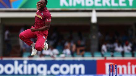 18 January - Kimberley - Group B - 5th Match: Australia v West Indies