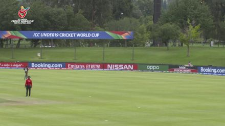 ICC U19 CWC: UAE v CAN –Another six for Canada's Randhir Sandhu