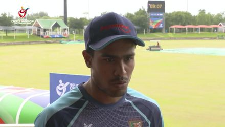 ICC U19 CWC: 'Excited to show potential to the world' - Bangladesh skipper Akbar Ali