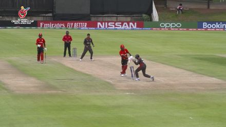 ICC U19 CWC: UAE v CAN – Highlights of UAE's thumping eight-wicket win