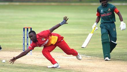 18 January - Potchefstroom - Group C - 2nd Match: Bangladesh v Zimbabwe