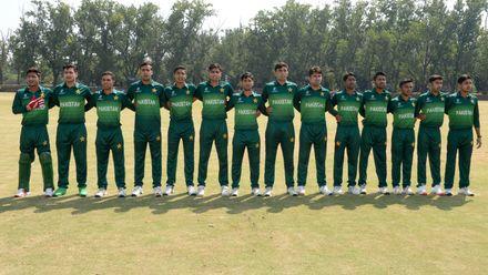 19 January - Potchefstroom (Uni) - Group C - 6th Match: Pakistan v Scotland