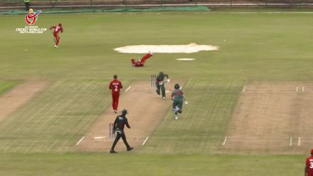 ICC U19 CWC: BAN v ZIM – Highlights of Bangladesh's comprehensive win