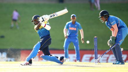 19 January - Bloemfontein - Group A - 7th Match: India v Sri Lanka
