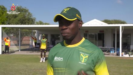 ICC U19 CWC: AUS v NGR – Nigeria pumped up ahead of opening clash