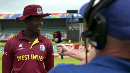 ICC U19 CWC: Get to know the West Indies captain Kimani Melius