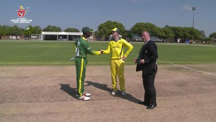 ICC U19 CWC: AUS v NGR – Nigeria win the toss and opt to bat first