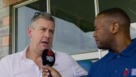ICC U19 CWC: Ashley Giles on the importance of the U19 World Cup
