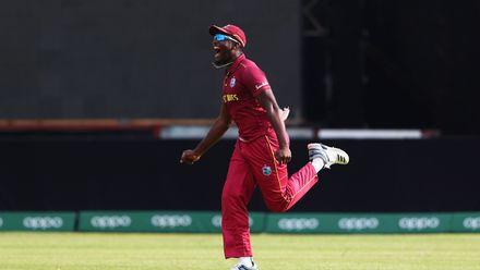 20 January - Kimberley - Group B - 8th Match: England v West Indies