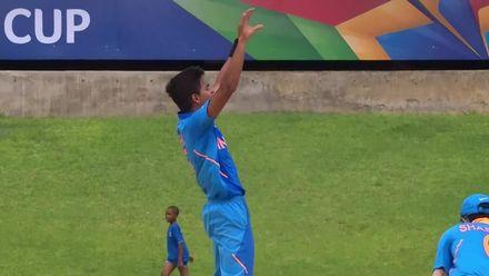 ICC U19 CWC: IND v JPN – Tyagi takes 3/10