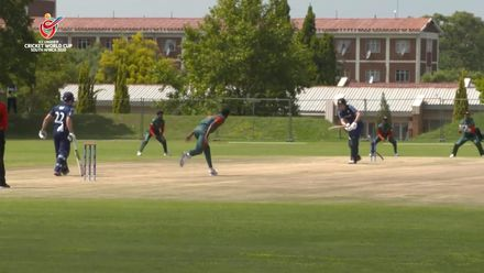 ICC U19 CWC: BAN v SCO – Shoriful Islam strikes twice in one over