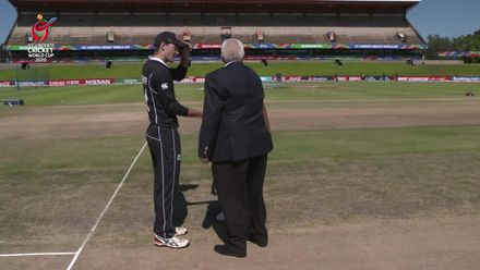 ICC U19 CWC:  NZ v SL – New Zealand win the toss and opt to bowl first