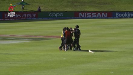 ICC U19 CWC: NZ v SL – The winning moment