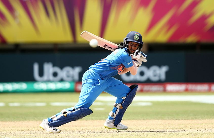 Jemimah Rodrigues was the third highest scorer for India in the 2018 T20 World Cup