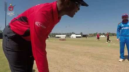 ICC U19 CWC: AFG v UAE –Afghanistan win the toss and opt to bat first