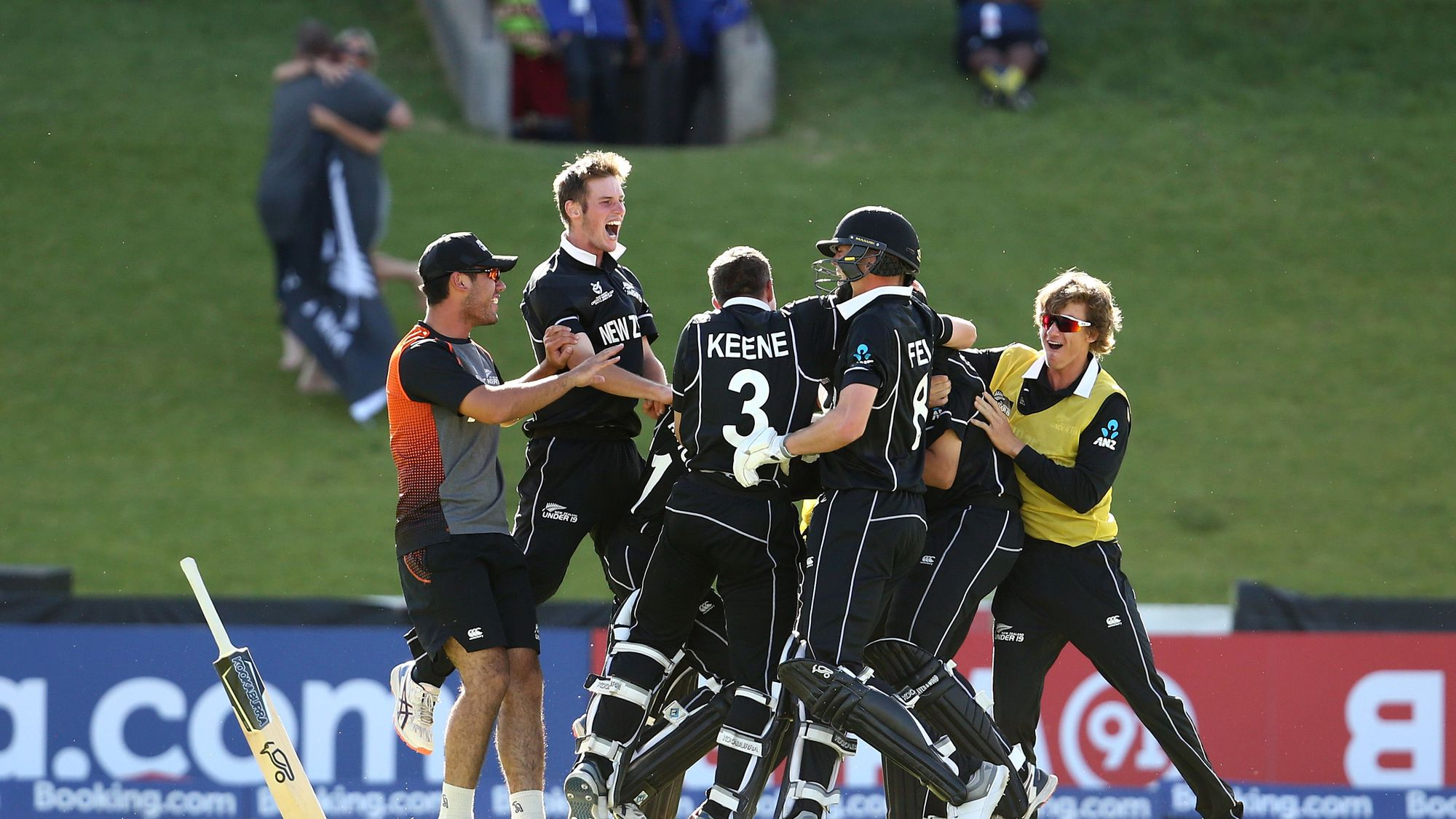 ICC U19 CWC: Clarke six wins New Zealand last-minute thriller