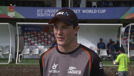 ICC U19 CWC: NZ v SL –Blackcaps skipper Jesse Tashkoff in a confident mood