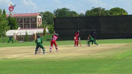 ICC U19 CWC: PAK v ZIM – Akram cuts short Madhevere's stroke-filled knock