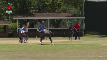 ICC U19 CWC: AFG v UAE – Highlights of Afghanistan's 160-run victory