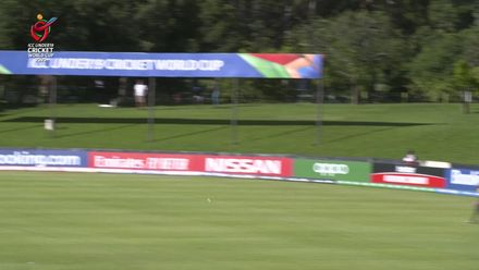 ICC U19 CWC: NZ v SL – The dramatic last over