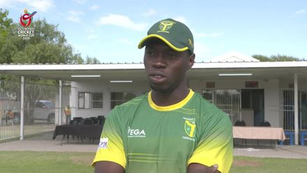 ICC U19 CWC: WI v NGR – Nigeria not intimidated by opposition, says skipper