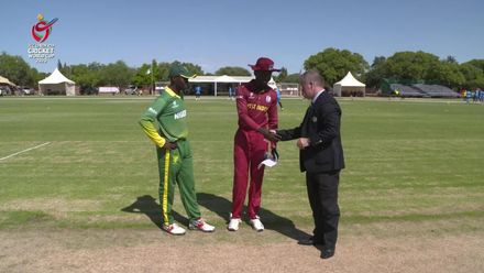 ICC U19 CWC: WI v NGR – West Indies opt to bat