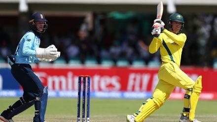 23 January - Kimberley - Group B - 16th Match: Australia v England