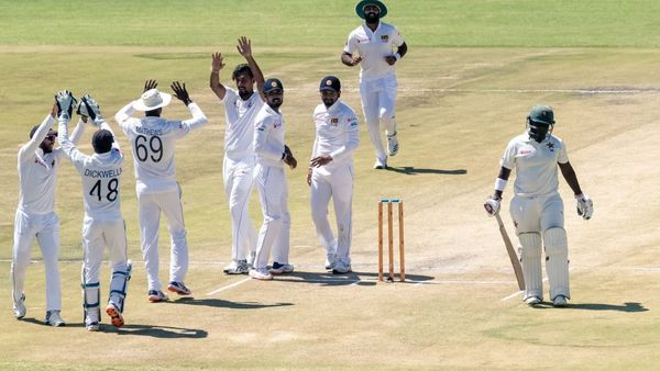 Sri Lanka break through Chakabva resistance to take series lead