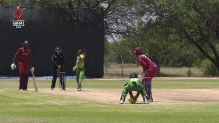 ICC U19 CWC: WI v NGR – Highlights of West Indies' 246-run win over Nigeria