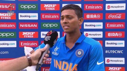 ICC U19 CWC: IND v NZ –