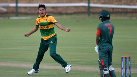 24 January - Potchefstroom - Group C - 18th Match: Pakistan v Bangladesh