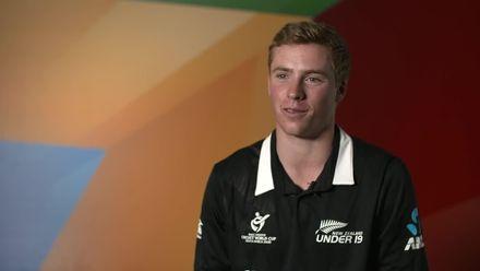 ICC U19 CWC: Get to know New Zealand's Fergus Lellman