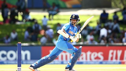 24 January - Bloemfontein - Group A - 20th Match: India v New Zealand