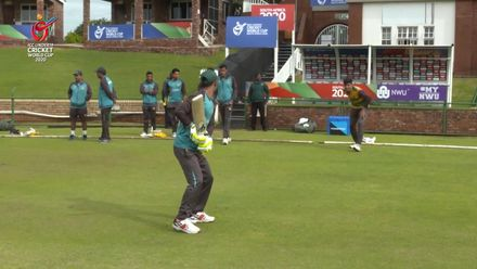 ICC U19 CWC: PAK v BAN – Pakistan aiming to learn from mistakes ahead of tougher clashes