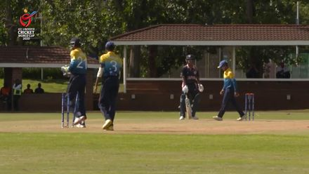 ICC U19 CWC: SL v JPN – Highlights of Sri Lanka's nine-wicket win