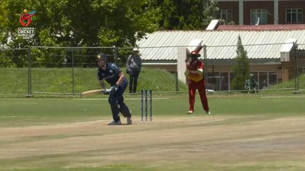 ICC U19 CWC: ZIM v SCO – Highlights of Zimbabwe's eight-wicket win