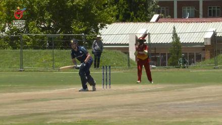 ICC U19 CWC: ZIM v SCO – Highlights of Zimbabwe's eight-wicket win