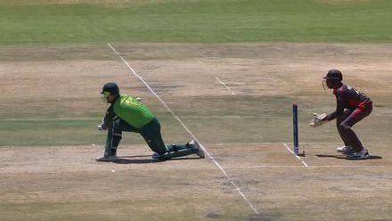 ICC U19 CWC: SA v UAE – Parsons unleashes the sweep