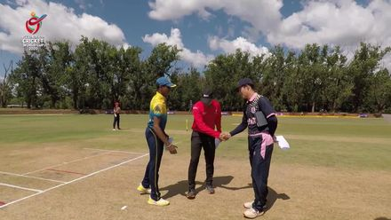 ICC U19 CWC: SL v JPN – Sri Lanka win the toss and opt to bowl first