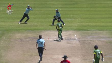 ICC U19 CWC: ENG v NGR – Balderson and Hill strike early for England