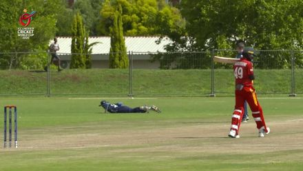 ICC U19 CWC: ZIM v SCO – Marumani stars with 85 in chase