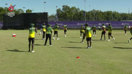 ICC U19 CWC: SL v NGR – Okpe confident that Nigeria's batting will improve