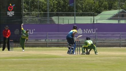 ICC U19 CWC: SL v NGR – Highlights of Sri Lanka's 233-run win