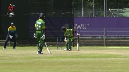 ICC U19 CWC: SL v NGR – Madushanka takes two wickets in opening over