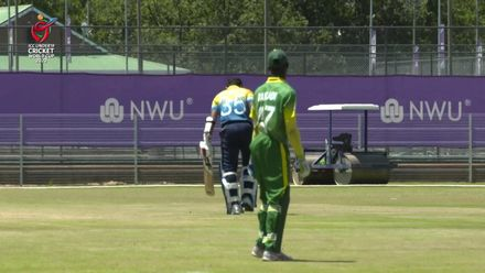 ICC U19 CWC: SL v NGR – Ravindu Rashantha brings up his century
