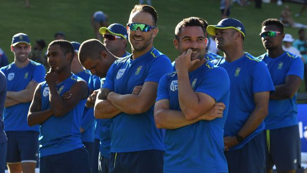 'We're a team that will take time' – Faf du Plessis