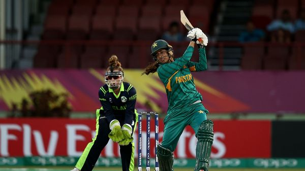 Improved power hitting, higher strike rate among Aliya Riaz's targets for Women's T20 World Cup
