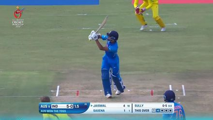 Nissan POTD: Yashasvi Jaiswal flicks a sublime six over square-leg