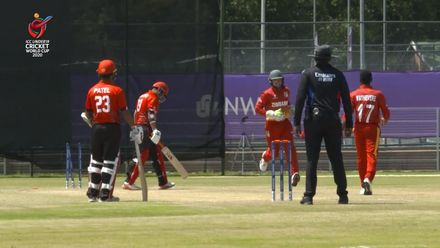 ICC U19 CWC: ZIM v CAN – Madhevere gives Zimbabwe an early wicket